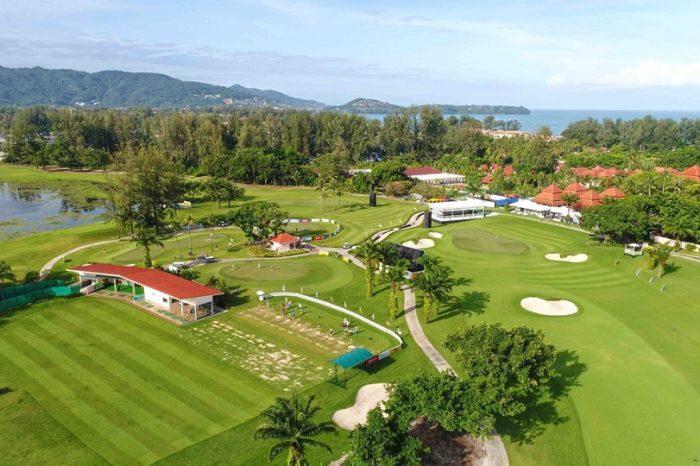 ラグーナプーケット ゴルフクラブ